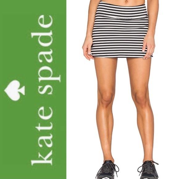 kate spade Dresses & Skirts - KATE SPADE Beyond Yoga Striped Skirt